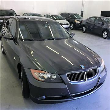 2008 BMW 3 Series for sale at Defed Motors in Hollywood FL