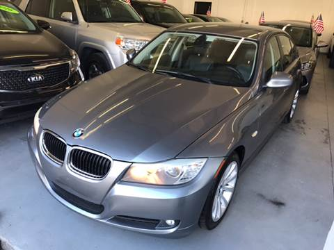 2011 BMW 3 Series for sale at Defed Motors in Hollywood FL