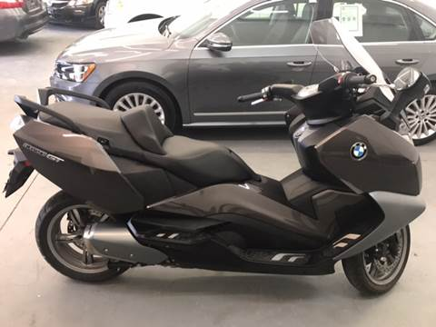 2015 BMW C650 GT for sale at Defed Motors in Hollywood FL