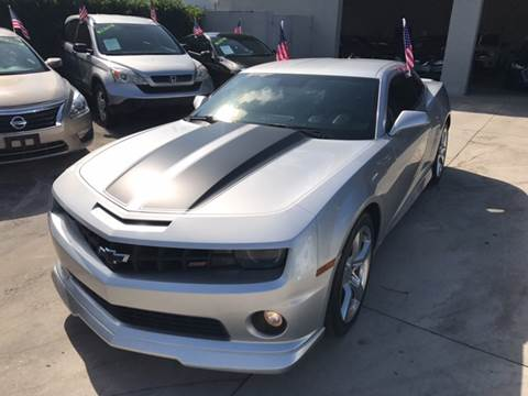 2010 Chevrolet Camaro for sale at Defed Motors in Hollywood FL