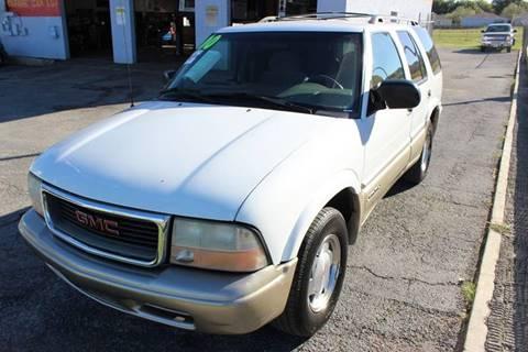 2000 GMC Jimmy for sale in San Antonio, TX