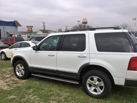 2003 Ford Explorer for sale in San Antonio, TX