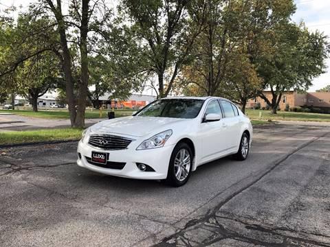 2012 Infiniti G25 Sedan for sale in Omaha, NE