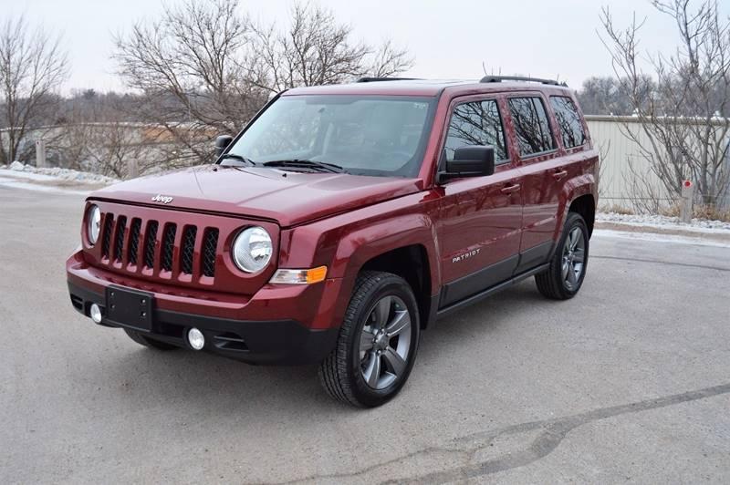 2015 Jeep Patriot High Altitude Edition In Omaha Ne Luxe Motors
