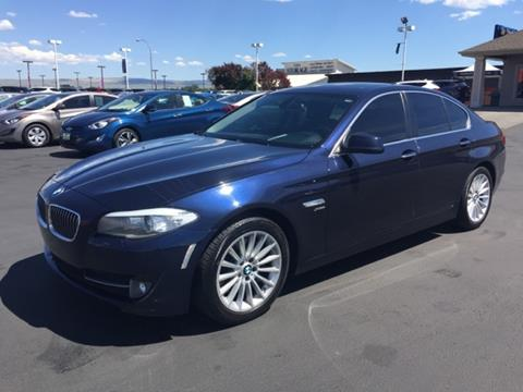 2011 BMW 5 Series for sale in Idaho Falls ID