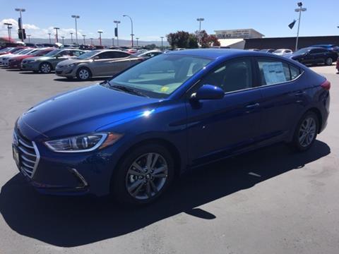 2017 Hyundai Elantra for sale in Idaho Falls ID