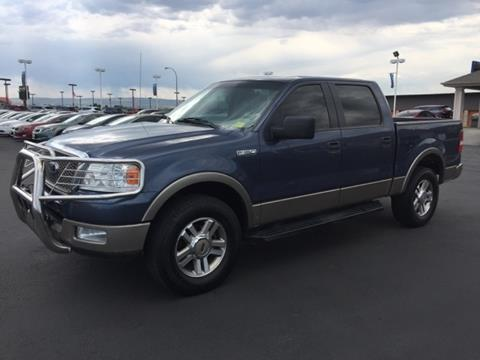 2005 Ford F-150 for sale in Idaho Falls ID
