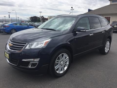 2015 Chevrolet Traverse for sale in Idaho Falls ID