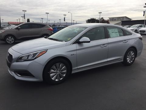 2017 Hyundai Sonata Hybrid for sale in Idaho Falls, ID