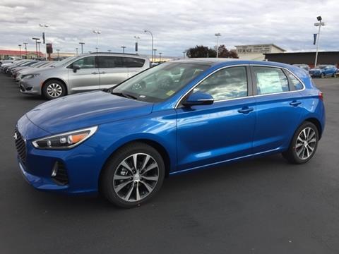 2018 Hyundai Elantra GT for sale in Idaho Falls, ID