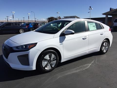 2017 Hyundai Ioniq Hybrid for sale in Idaho Falls ID