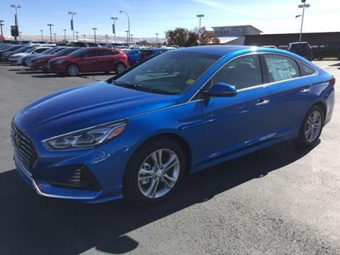 2018 Hyundai Sonata for sale in Idaho Falls ID