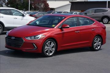 2017 Hyundai Elantra for sale in Idaho Falls, ID