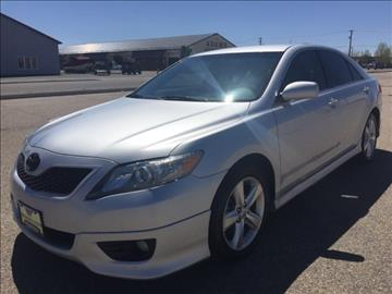 2011 Toyota Camry for sale in Idaho Falls, ID