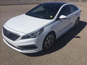 2017 Hyundai Sonata for sale in Idaho Falls, ID