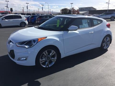 2017 Hyundai Veloster for sale in Idaho Falls ID