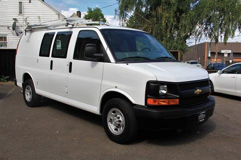 2016 Chevrolet Express Cargo for sale in Portland, OR