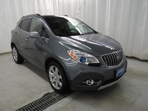 2013 Buick Encore for sale in Frederic, WI