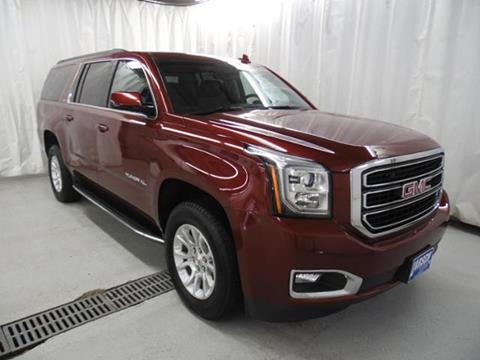 2017 GMC Yukon XL for sale in Frederic WI