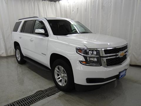 2017 Chevrolet Tahoe for sale in Frederic WI