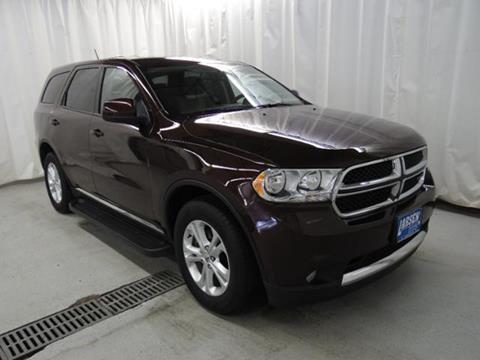 2012 Dodge Durango for sale in Frederic WI