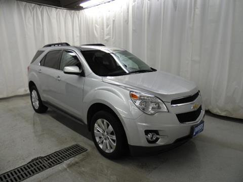 2011 Chevrolet Equinox for sale in Frederic, WI