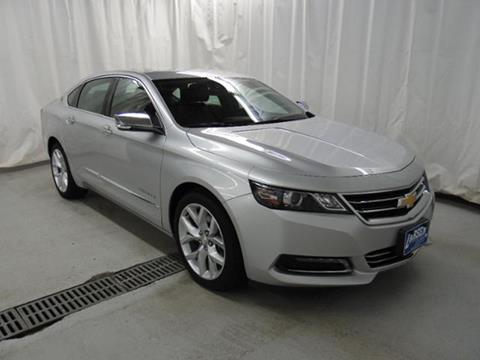 2017 Chevrolet Impala for sale in Frederic WI