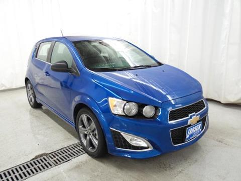 2016 Chevrolet Sonic for sale in Frederic WI