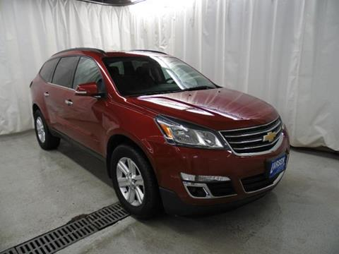 2013 Chevrolet Traverse for sale in Frederic, WI