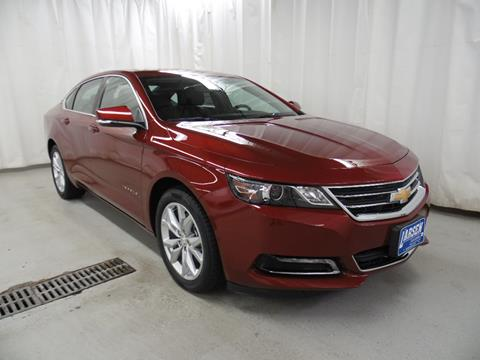 2019 Chevrolet Impala for sale in Frederic, WI