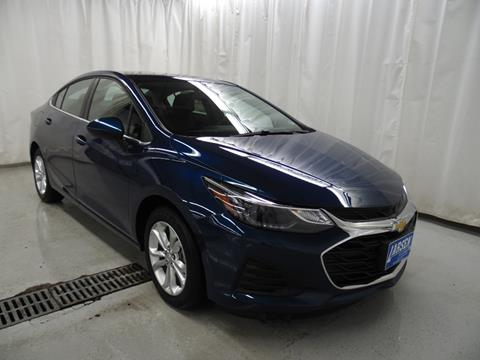 2019 Chevrolet Cruze for sale in Frederic, WI