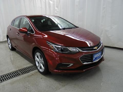 2017 Chevrolet Cruze for sale in Frederic, WI