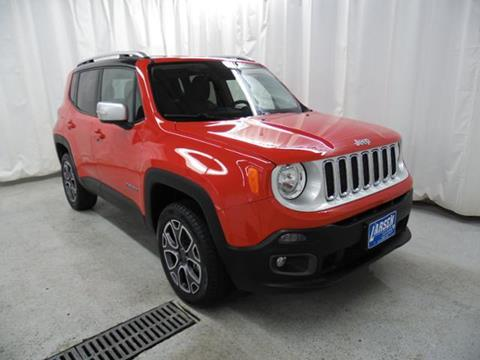 2016 Jeep Renegade for sale in Frederic, WI