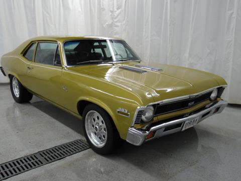 1972 Chevrolet Nova for sale in Frederic WI