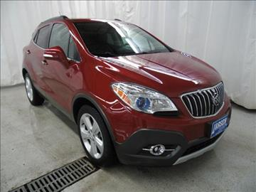 2015 Buick Encore for sale in Frederic, WI