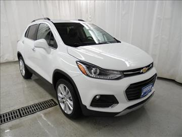 2017 Chevrolet Trax for sale in Frederic, WI