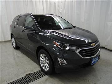 2018 Chevrolet Equinox for sale in Frederic, WI