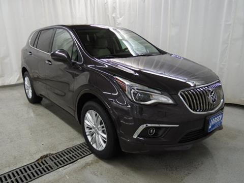 2017 Buick Envision for sale in Frederic WI