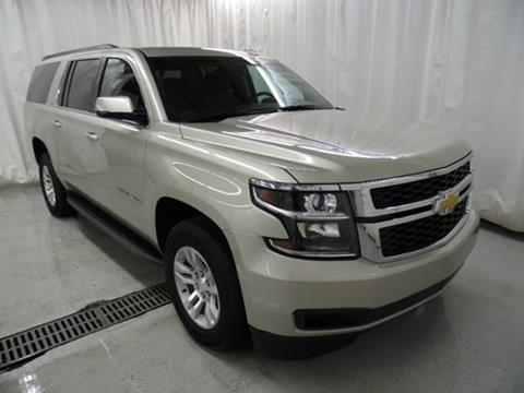 2016 Chevrolet Suburban for sale in Frederic, WI