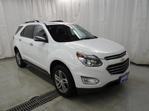 2016 Chevrolet Equinox for sale in Frederic WI