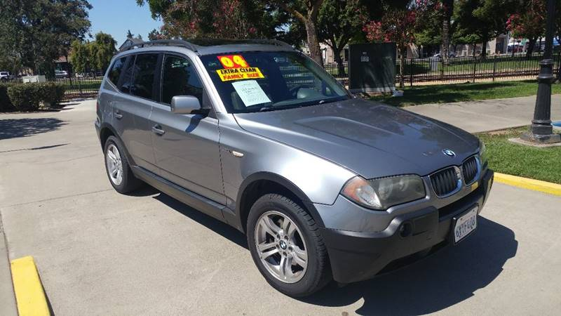 2004 BMW X3 3.0i In Oakdale CA - Super Cars Sales
