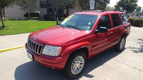2002 Jeep Grand Cherokee for sale in Oakdale, CA