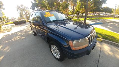 2001 Jeep Grand Cherokee for sale in Oakdale, CA
