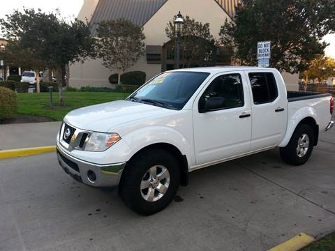 2010 Nissan Frontier for sale in Oakdale, CA