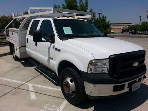 2007 Ford F-350 Super Duty for sale in Oakdale, CA