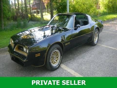 1978 Pontiac Trans Am for sale in Oakdale, CA