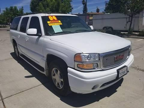 2004 GMC Yukon XL for sale in Oakdale, CA