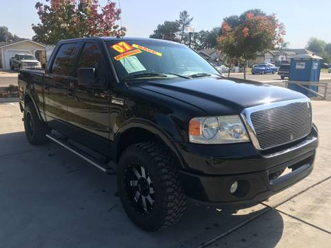 2007 Ford F-150 for sale in Oakdale, CA