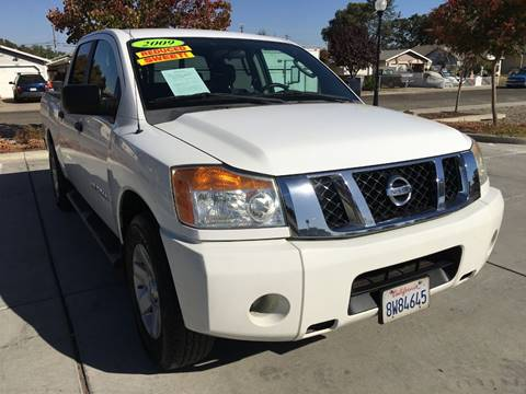 2009 Nissan Titan for sale in Oakdale, CA