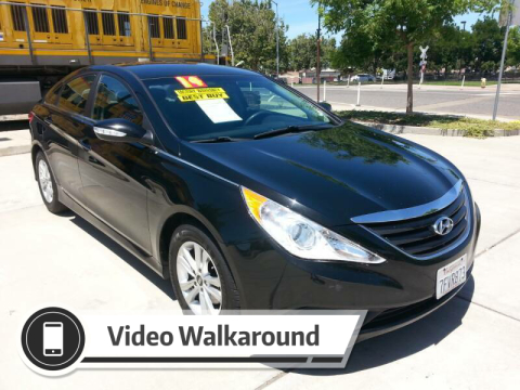 2014 Hyundai Sonata for sale at Super Cars Sales Inc #1 in Oakdale CA